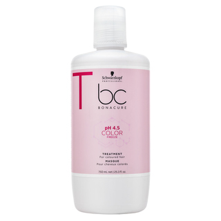 Schwarzkopf Professional BC Bonacure pH 4.5 Color Freeze Treatment maska pre farbené vlasy 750 ml