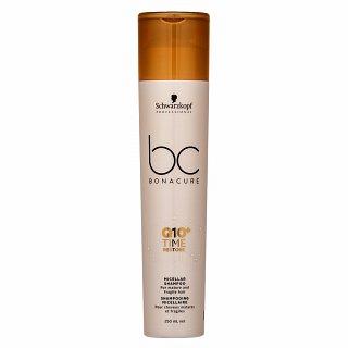 Schwarzkopf Professional BC Bonacure Q10+ Time Restore Micellar Shampoo šampón pre zrelé vlasy 250 ml
