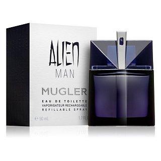 Thierry Mugler Alien Man - Refillable toaletná voda pre mužov 50 ml