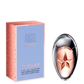 Thierry Mugler Angel Muse - Refillable parfémovaná voda pre ženy 30 ml