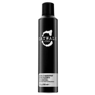 Tigi Catwalk Session Series Work It Hairspray lak na vlasy pre silnú fixáciu 300 ml