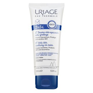 Uriage Bébé 1st Anti-Itch Soothing Oil Balm ukľudňujúca emulzia pre deti 200 ml
