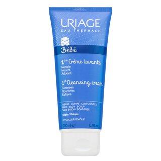 Uriage Bébé 1st Cleansing Cream hyratačný čistiaci krém pre deti 200 ml