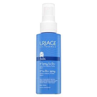 Uriage Bébé 1st Cu-Zn+ Anti-Irritation Spray ochranný krém pre deti 100 ml