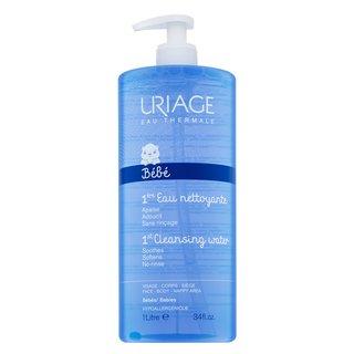 Uriage Bébé 1st Water No-Rinse Cleansing Water čistiaca pleťová voda pre deti 1000 ml