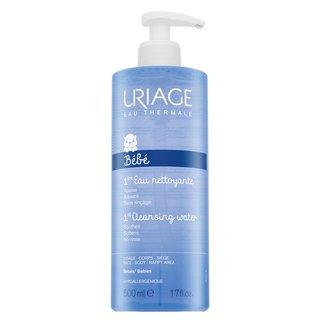 Uriage Bébé 1st Water No-Rinse Cleansing Water ochranný krém pre deti 500 ml