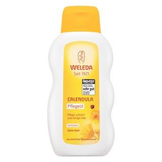 Weleda Baby Calendula Baby Oil telový olej pre deti 200 ml