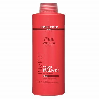Wella Professionals Invigo Color Brilliance Vibrant Color Conditioner kondicionér pre hrubé a farbené vlasy 1000 ml