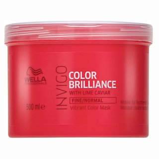 Wella Professionals Invigo Color Brilliance Vibrant Color Mask maska pre jemné farbené vlasy 500 ml