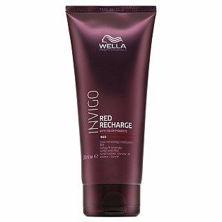 Wella Professionals Invigo Color Recharge Conditioner kondicionér pre oživenie teplých červených odtieňov vlasov Red 200 ml
