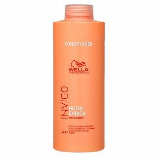 Wella Professionals Invigo Nutri-Enrich Deep Nourishing Conditioner vyživujúci kondicionér pre suché vlasy 1000 ml