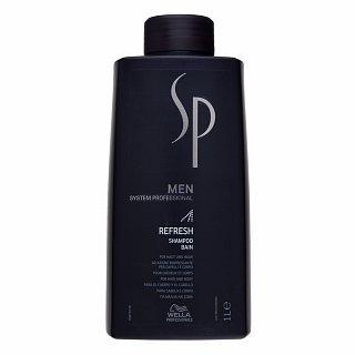 Wella Professionals SP Men Refresh Shampoo šampón a sprchový gél 2v1 pre mužov 1000 ml
