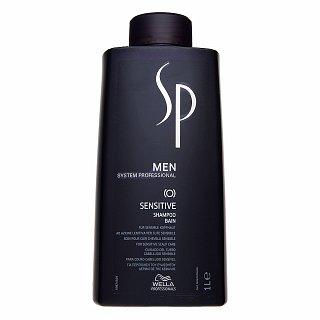 Wella Professionals SP Men Sensitive Shampoo šampón pre citlivú pokožku hlavy 1000 ml